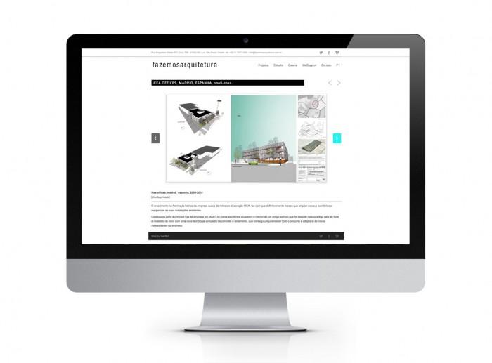 fazemos arquitetura WEB
