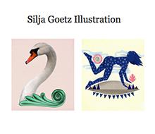 Silja Götz. Web Design